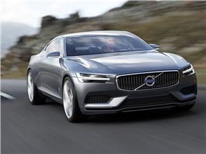 Предпросмотр volvo coupe концепт 2013 вид спереди фото 6