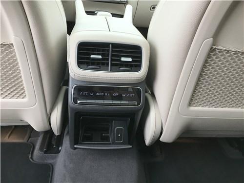 Mercedes-Benz GLS 2020 климатическая установка