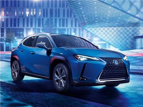 Новость про Lexus - Lexus UX 300e 2021