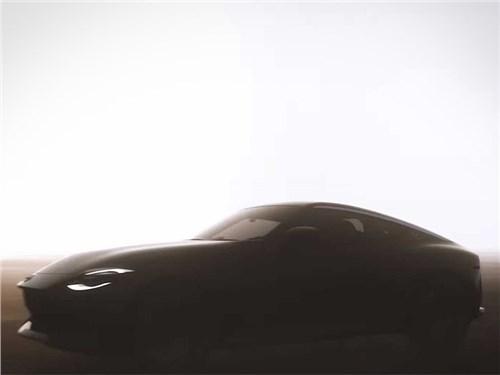 Преемника спорткара Nissan 370Z показали на видео