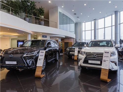 Новость про Lexus - Lexus победил коронавирус