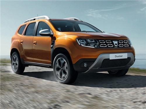 Renault Duster нового поколения испытывают на российских просторах