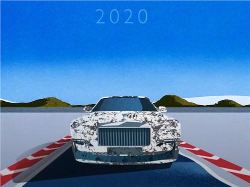 Rolls-Royce рассказал о планах на новый Ghost