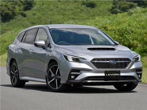 Subaru показала новый Levorg