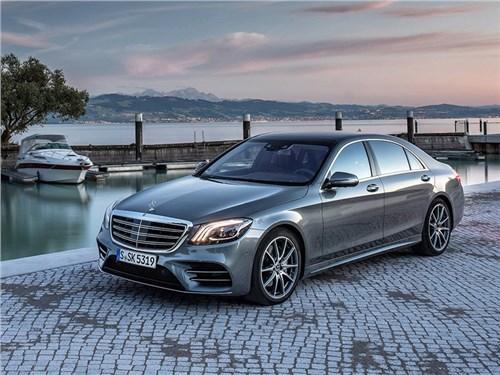 Mercedes-Benz S-класса мог получить 18-цилиндровый двигатель. Однако, не вышло