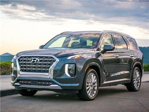 Новость про Hyundai Palisade - Hyundai Palisade (2020)