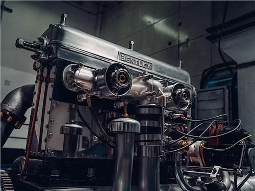 Новость про Bentley - Bentley испытала первый двигатель для довоенной серии спорткаров