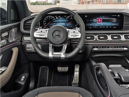 Mercedes-AMG GLE 53 2021 салон