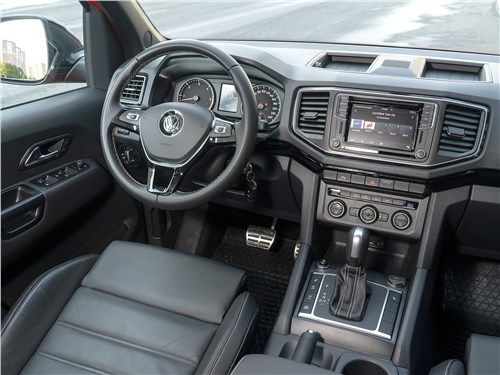 Volkswagen Amarok Aventura (2020) салон