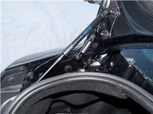 Предпросмотр jaguar xf 2011 механизмы открывания крышки багажника