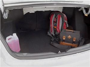 Предпросмотр brilliance h530 2014 багажное отделение
