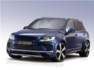 JE Design Volkswagen Touareg вид спереди