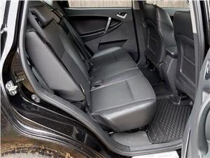Geely Emgrand X7 2014 задний диван