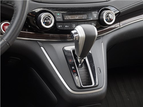 Honda CR-V 2015 селектор вариатора