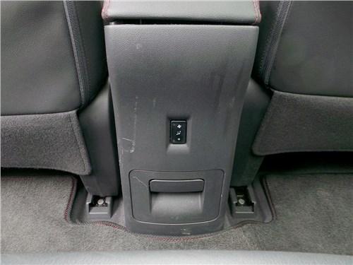 Renault Koleos 2014 обогрев для заднего ряда