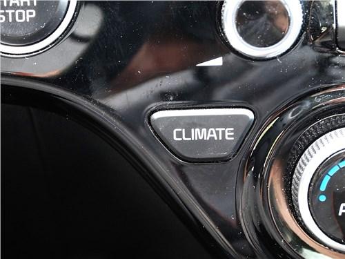 Предпросмотр kia sportage 2016 кнопка climate