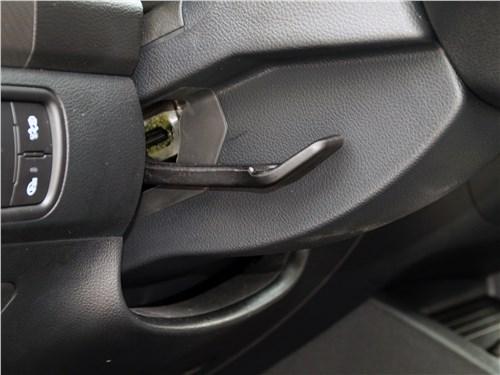 Kia Cerato 2016 руль