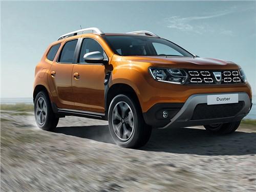 Новость про Renault Duster - Renault Duster
