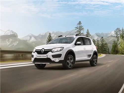Renault Sandero Stepway получил спецверсию