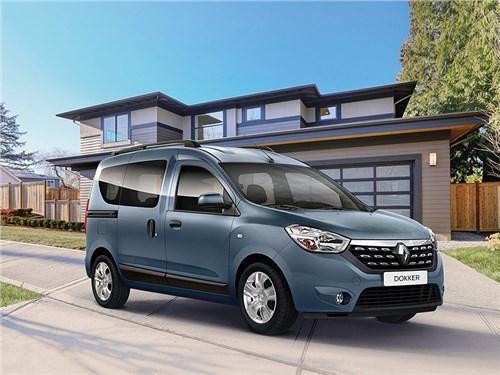 Новость про Renault - Renault Dokker