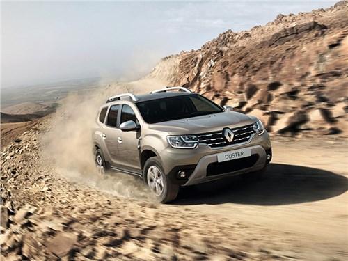 Renault показала свой вариант Duster