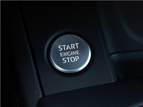 """Audi A4 allroad quattro 2016 кнопка """"старт-стоп"""""""