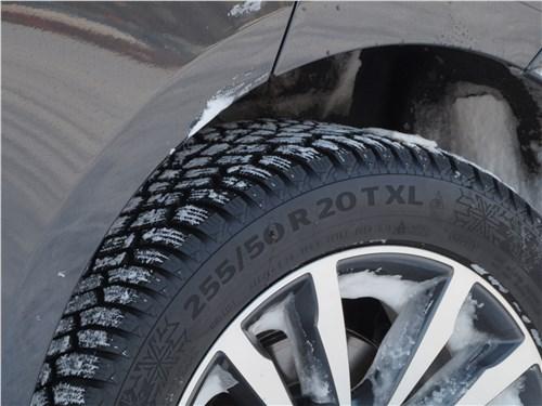 Предпросмотр jaguar f-pace 2018 колесо