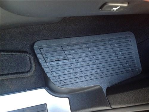 Lexus LX 2016 площадка-лоток