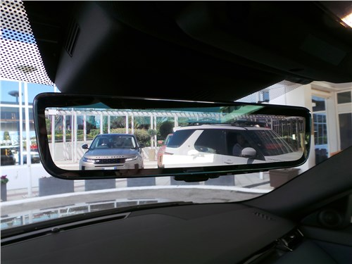 Land Rover Range Rover Evoque 2020 салонное зеркало
