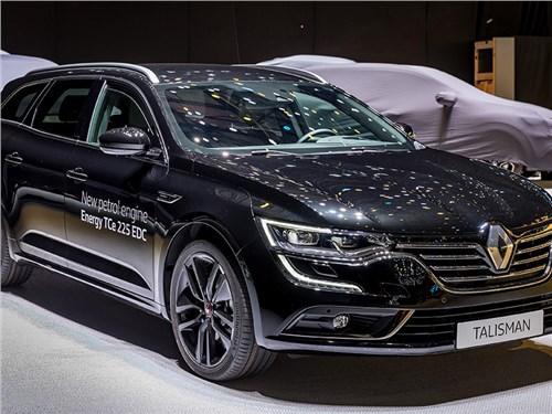 Флагманский Renault получил новый турбомотор