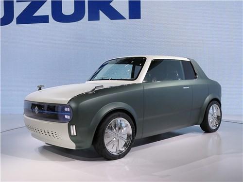 Suzuki WAKU Sport concept 2019 вид спереди