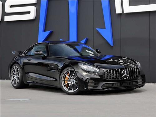 Posaidon | Mercedes-AMG GT R вид спереди
