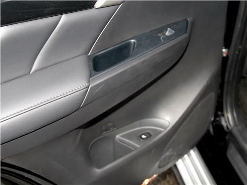 Mitsubishi Pajero Sport 2020 дверь