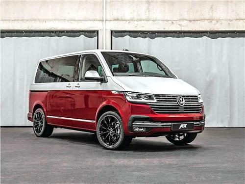 ABT Sportsline   Volkswagen Multivan T6 вид спереди
