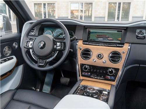 Rolls-Royce Cullinan 2019 салон