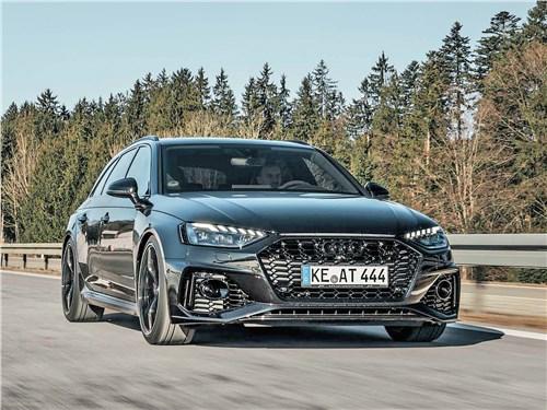 ABT Sportsline | Audi RS 4 вид спереди