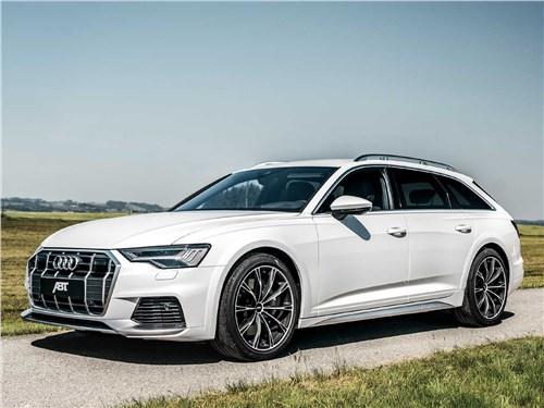 ABT Sportsline | Audi A6 Allroad вид спереди