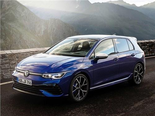 Новость про Volkswagen Golf R - Volkswagen Golf R (2022)