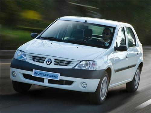 Новость про Renault Logan - В Иране возобновляется производство первого Logan, а Renault и не в курсе