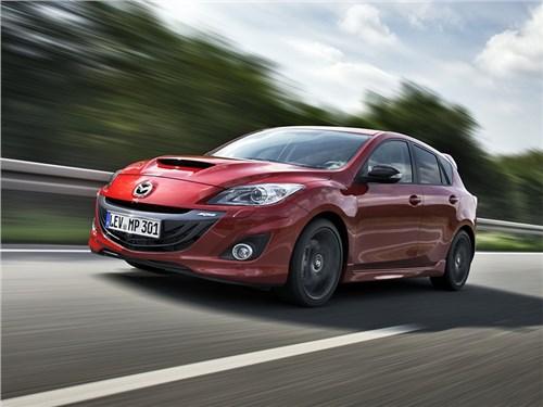 Mazda MPS больше нет