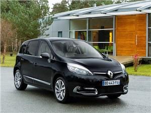 Новость про Renault Scenic - Renault Scenic