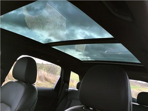 Audi Q7 (2020) панорамная крыша