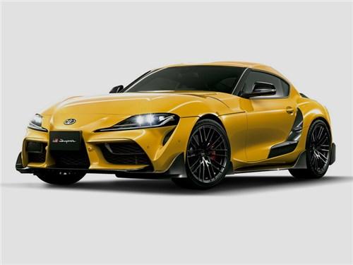 Новость про Toyota Supra - TRD Toyota Supra