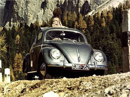 Новость про Volkswagen Beetle - Volkswagen Type 1 (Kafer)