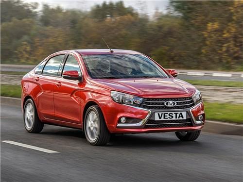 Lada Vesta лишится мотора 1.8