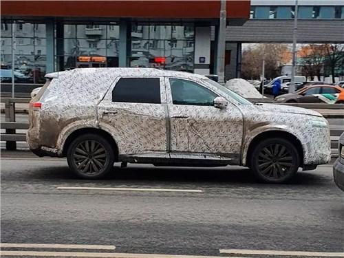 Новый Nissan Pathfinder едет в Россию!