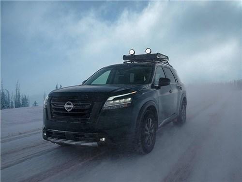 Nissan представил новый Pathfinder