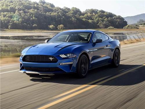 В Ford перестали продавать экологичный Mustang