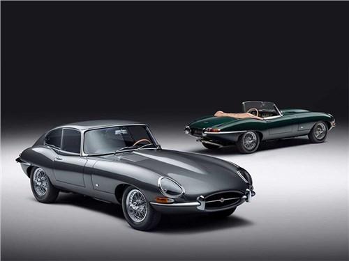 В Jaguar представили предмет наследия