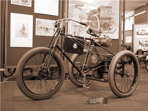Трициклы Диона и Бутона по праву завоевали общеевропейскую популярность